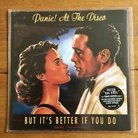 """Panic At The Disco - It's Better If You Do  7"""" Vinyl In Poster Sleeve"""