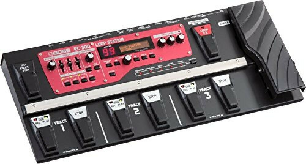 BOSS Loop Station RC-300 from japan