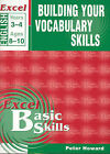 Building Your Vocabulary Skills: Years 3-4 by Peter Howard (Paperback, 2004)
