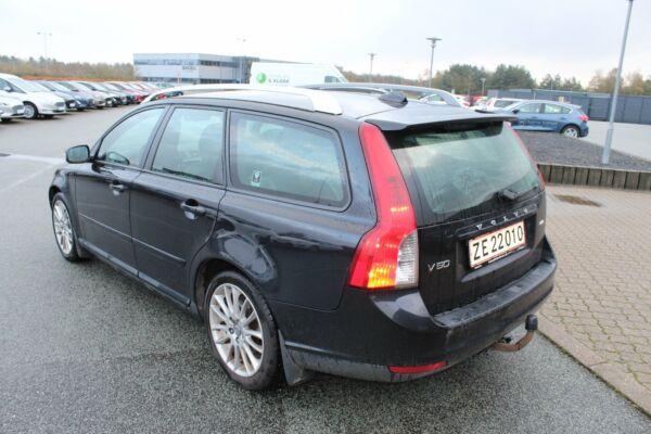 Volvo V50 1,6 D Momentum VIP - billede 5