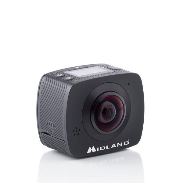 Action Cam Appareil Photo Caméscope Midland H360 Full Hd Vue D'ensemble Wi-fi Cadeau IdéAl Pour Toutes Les Occasions