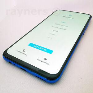 "(solo ricevitore Nuovo) Honor 9X BLUE DUAL SIM GRATIS 6.59"" 48MP 128GB 4GB STK-LX1"