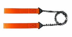 Outdoor Nordic Pocket Saw-Léger Suédois Manuel tronçonneuse-orange