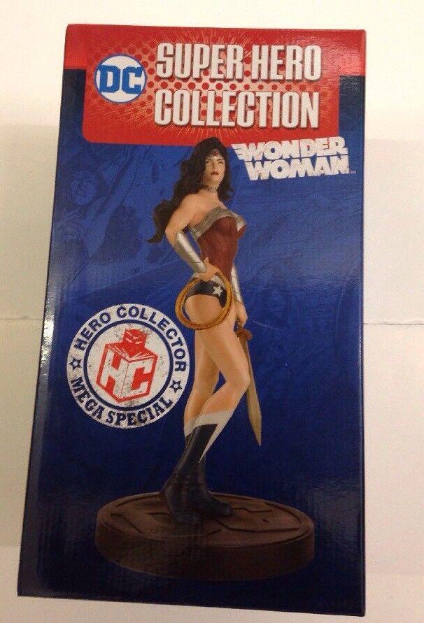 DC Supereroe  Best of specialeee 3-Mega Wonder donna  gli ultimi modelli