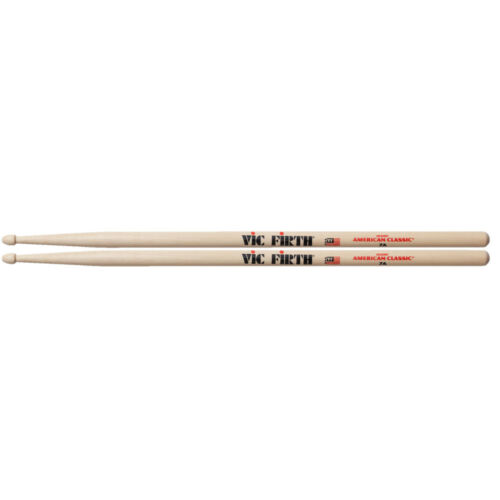 Vic Firth American Classic 7A Drumsticks 3 Pair Pack UPC 750795000227