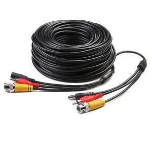 100 Ft Bnc Camera Cables