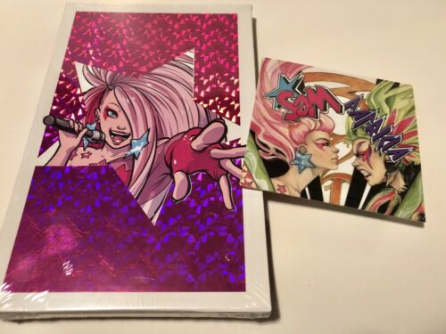 OOP VERY RARE IDW JEM and the Holograms #1 BOXSET SEALED with OFFICIAL CD