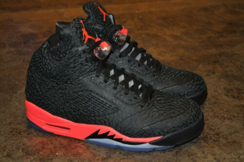 Nike Jordan Nero infrarossi Infrared Air 23 3lab5 black RFwqR5r
