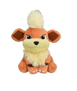 Pokemon-Center-Original-Plush-Doll-Pokemon-fit-Growlithe-Gardie-Japan-import