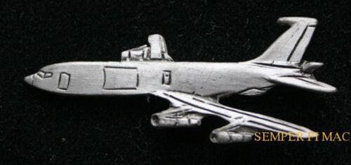 KC-135 STRATOTANKER HAT LAPEL PIN UP MADE IN US AIR FORCE SAC TAC PEWTER GIFT