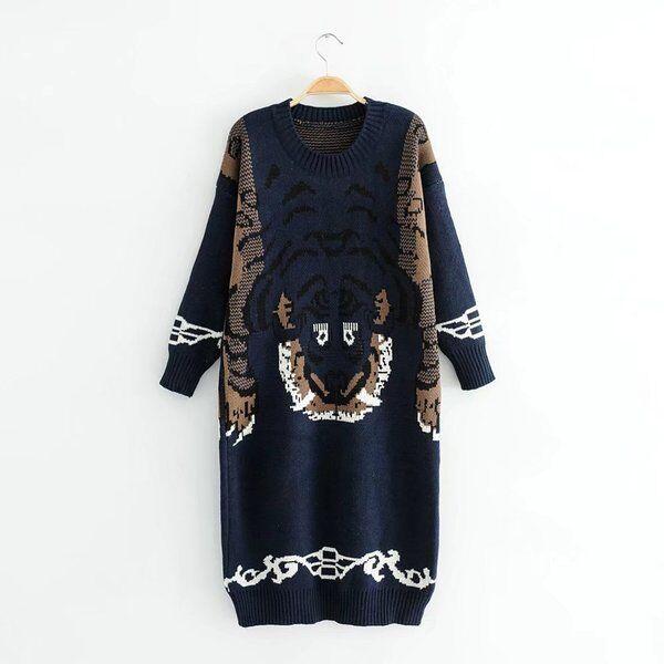 Dress Suit short Sweatshirt Maxi Jersey Soft bluee Comfortable Soft 3988