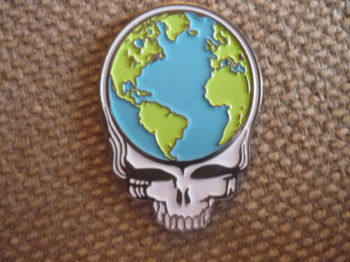 """10 Pack """"Eyes Of The World"""" Pins FREE SHIPPING (Heady Grateful Dead Hat Pins)"""
