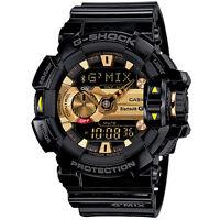 Casio G-shock Gba-400-1a9 Gba-400 World Time Watch Brand