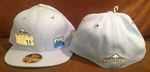 3f6f331f69b Denver Nuggets NEW ERA 59FIFTY Fitted Hat NBA Baby Blue