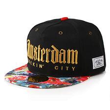 NEW Hip Hop Men's CAYLER Sons Cap adjustable Baseball Snapback Black Hat cap C-1