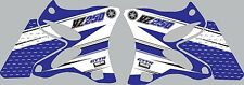 Graphics for 2002-2014 Yamaha YZ250 YZ 250 shrouds Decal Stickers