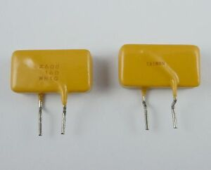 10Pcs-New-PolySwitch-Resettable-Fuse-600V-160MA-0-16A