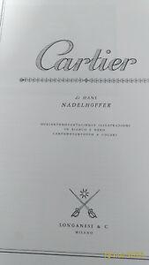 CARTIER-LIBRO-GIOIELLI-HANS-NADELHOFFER-LONGANESI-MILANO