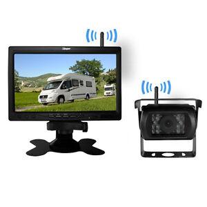 camera de recul sans fils rwec100x rf beeper ebay. Black Bedroom Furniture Sets. Home Design Ideas