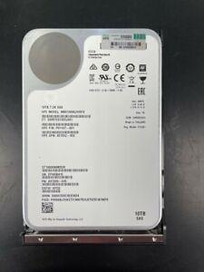 HPE 857652-002 10TB 7200RPM 3.5in DS SAS-12G SC Midline G9 G10 HDD Hard Drive