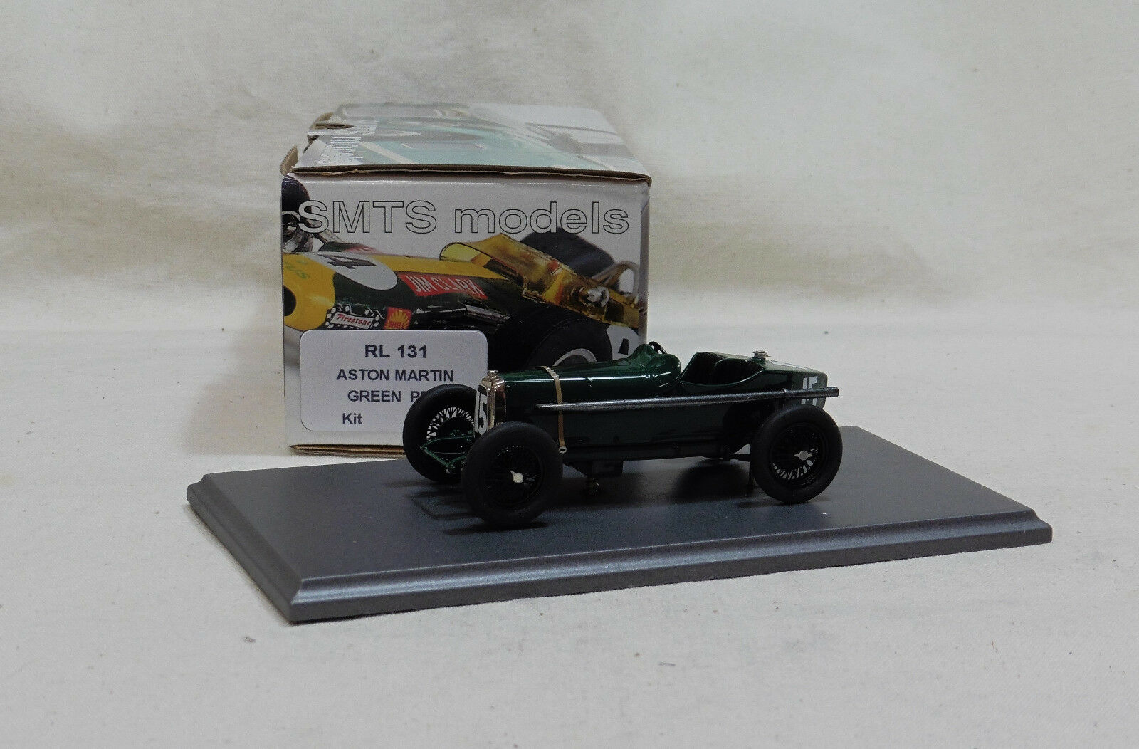 1/43 RL131 Aston Martin Verde Pea By SMTS