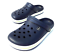 Mens-Womens-Kids-Crocs-type-FlipFlops-Sandals-Black-Navy-Red-Grey-size-3-5-7 thumbnail 2