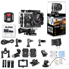 Action Cam WiFi Digital Kamera Sport DV Camcorder Wasserdicht 4K Ultra HD 16MP