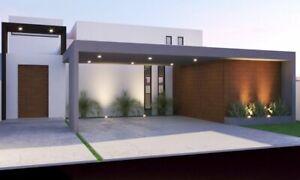 Venta de casa de 4 recamaras con piscina en Dzitya al norte de Mérida
