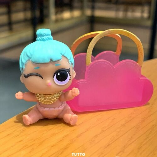 GENIE rare SERIES 2  dolls toys With bag LOL Surprise LiL Sisters L.O.L