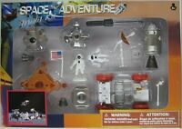 Newray Space Adventure Model Kit - Lunar Rover - Plastic Play Set Assembly