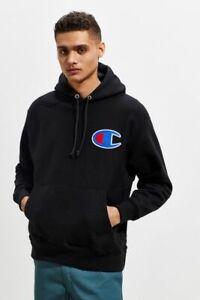 BRAND-NEW-Champion-Big-C-Chain-Stitch-Reverse-Weave-Hoodie-Sweatshirt