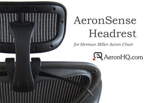 Superior Image Is Loading Headrest Genuinely Engineered For Herman Miller Aeron Chair