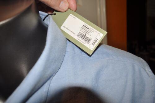 Mens GOODFELLOW /& Co Solid Light Blu WHITTIER Shirt Pocket Oxford Multiple Sizes