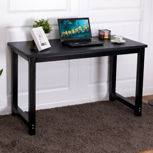 47-039-039-Computer-Desk-PC-Laptop-Table-Study-Writing-Workstation-Home-Office-Black