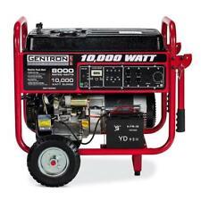 Gentron 10000 Watt Portable Gas-Powered Generator w/ Electric Start GG10020C
