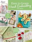 Easy to Learn Hand Embroidery 13 Fun Projects 9781596359703 by Chris Malone