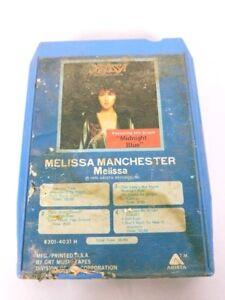 Melissa Manchester Melissa (8-Track Tape, 8301-4031 H)