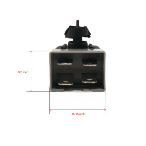 7800416 Plunger Interlock Switch for Murray 7800410 7800495 Mowers 7800413