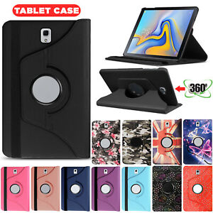 Case-For-Samsung-Galaxy-Tab-Tablets-Folding-Folio-Leather-360-Smart-Stand-Cover