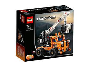 LEGO-Technic-Hubarbeitsbuehne-42088-NEU-OVP-new-sealed