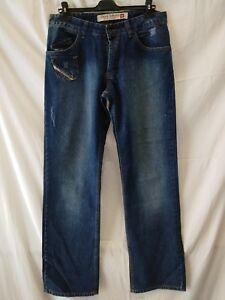 jeans-uomo-Diesel-tessuto-leggero-size-33-taglia-46-47