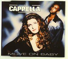 Maxi CD - Cappella - Move On Baby - A4411 - RAR