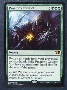 Praetor's Counsel - Mtg Magic Card #U4