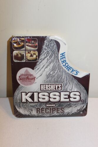 New! Longaberger Hershey/'s Kisses Cookbook