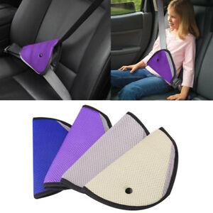 Image Is Loading Child Car Seat Belt Pad Safety Adjuster Kids