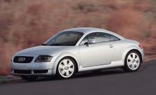 Audi TT Workshop Service Manual 98-06