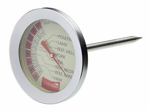 Kitchen-Craft-Master-Class-Stainless-Steel-Meat-BBQ-Probe-Thermometer-MCMEATSS