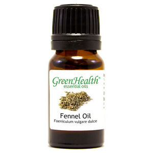 10-ml-Fennel-Essential-Oil-100-Pure-amp-Natural-GreenHealth
