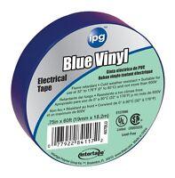 Intertape 85831 24 Pack .75 In. X 60 Ft. Vinyl Electrical Tape, Blue