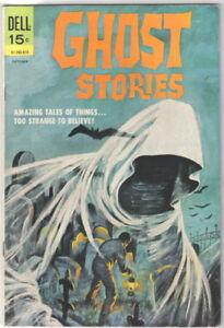 Ghost-Stories-Comic-Book-22-Dell-Comics-1969-FINE